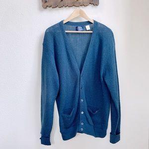 Pendleton | Vintage Virgin Wool Cardigan